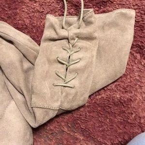 Charlotte Russe Shoes - Knee high boots